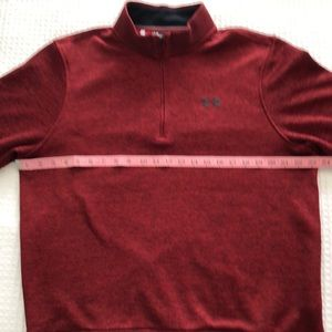 Under Armour 1/4 zip Storm SweaterFleece